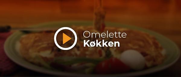 RECETA OMELETTE KOKKEN